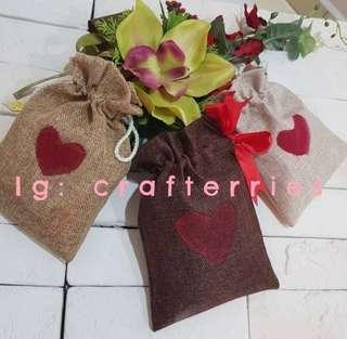 Love goodie bags