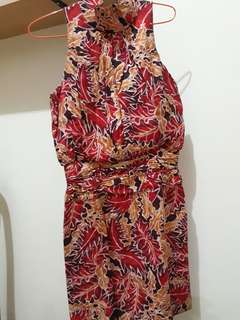 Silk Studio Dress