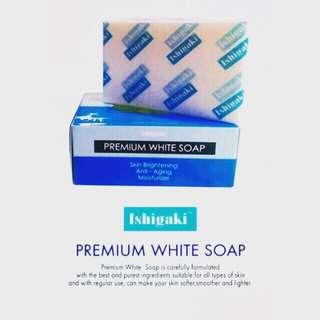 Ishigaki Premium White Soap