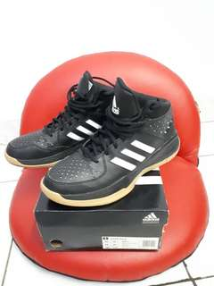Presale Adidas Court Fury Black