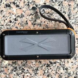 Shockproof Waterproof Wireless Bicycle Speaker ( ALMOST BRAND NEW)