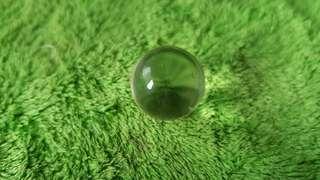 AUSPICIOUS CRYSTAL BALL