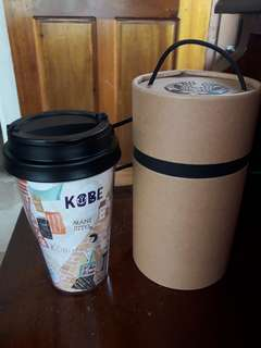 Kobe Japan Starbucks Tumbler