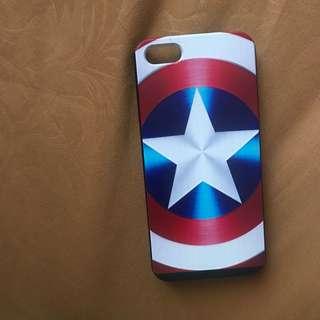 Captain America Iphone 5/5S case