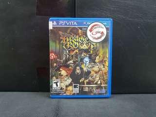 PSV PS Vita Dragon's Crown (Used Game)