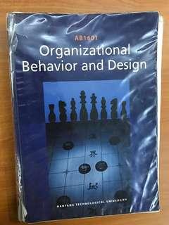 🚚 Organisational behaviour