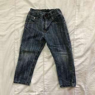 Long denim pants #rayaletgo