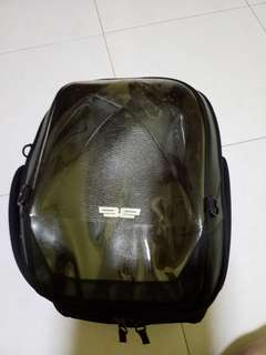 Bagster tank bag. Quit riding sale