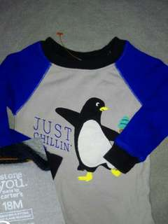 Carter's Pullover 9M
