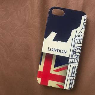 london hardcase for iphone 5/5s