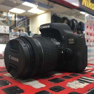 🚚 Canon 750D 平輸