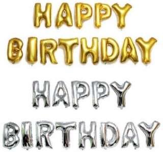 Quality Happy Birthday Balloons