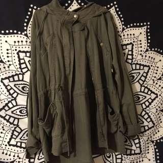 Factorie Khaki Jacket