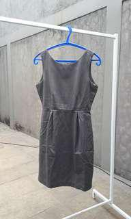 Dress Kerja Gray WORKWEAR