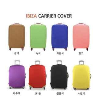 加厚)旅行箱保護套 行李箱套 行李套 放花旅行箱套 旅行喼套 18吋 20吋 22吋 24吋 26吋 28吋 30吋