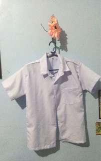 St marks white school uniform