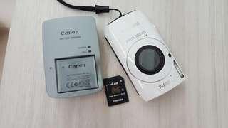 Camera Canon Ixus 300HS