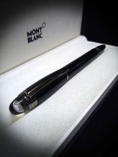 @Pre-Loved MONTBLANC StarWalker Midnight Black Fineliner Pen