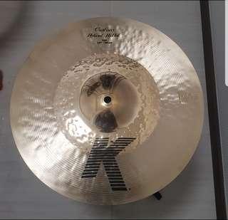 """Zildjian 14.25"""" K Custom Hybrid Hi hats"""