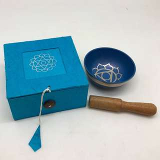 Small Singing Bowl with Box