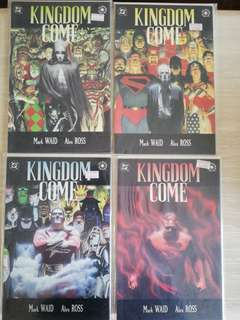 Kingdom Come #1-4 (1996)