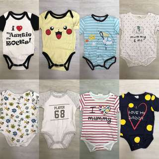Baby Rompers 12 months