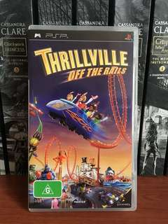 Thrillville: Off The Rails PSP