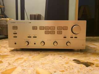 Luxman A-383 stereo integrated amplifier