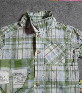 Polo Shirt 6-9M