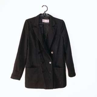 Moolstory Co. Women's Black Suit