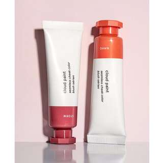 ✨ INSTOCK SALE: Glossier Cloud Paint In Storm / Dawn