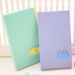 Kpop Photocard/ Name / Lomo Card Album Holder