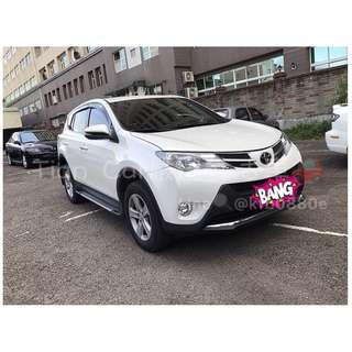 豐田 TOYOTA RAV4 2.0cc//全額貸 低利率 低月付 歡迎預約賞車👏