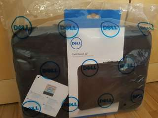 "Dell Sleeve 12"" no handles."