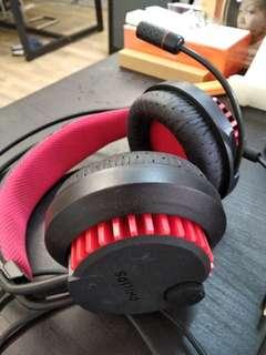 Philips earphone 菲利普耳筒