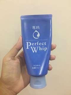 Senka Perfect Whip Shiseido 120gr
