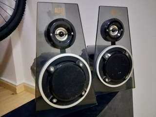 !!! CLEARING OFF SALE !!! Altec Lansing With sub woofer !!! SELF COLLECT