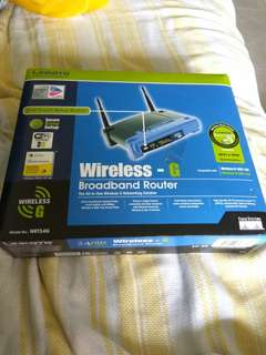 Linksys Broadband Router