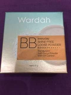 Wardah loose powder