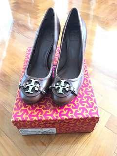 Tory Burch Shoes Pumps US9.5 luxury almond color