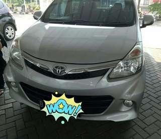 Toyota Avanza Veloz 2012 A/T