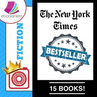 10 June 2018 - Fiction New York Times Bestsellers
