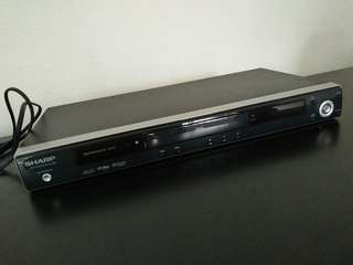 Sharp DVD Player