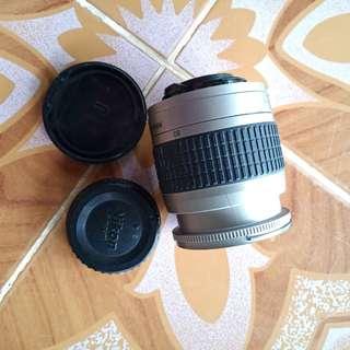 Lens Nikon af 28-80mm