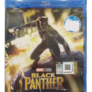 Marvel Studios Black Panther Blu-ray