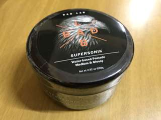 Bad Lab Supersonik Water-based Pomade 80g