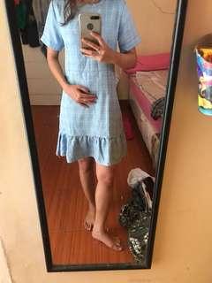 Blue Minni Dress