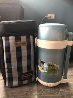 🚚 新品 保溫餐盒組