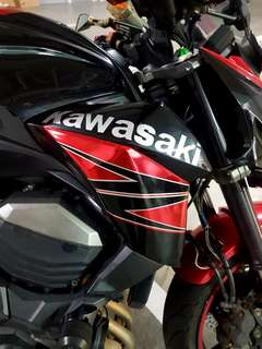 Kawasaki Z8 Custom Decal