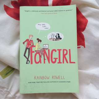 FANGIRL By: Ranbow Rowell